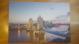 """Cuadro """"El Puente de Londres"""""""