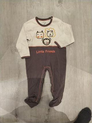 pijama talla 18 meses sin estrenar