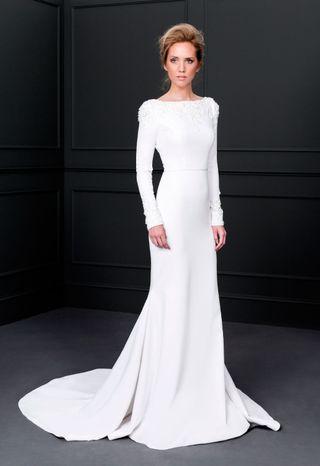 vestido de novia de marca de segunda mano en sevilla en wallapop