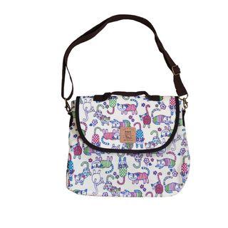 Bolso / mochila gatos