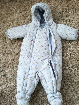 buzo bebe 3-6 meses Benetton
