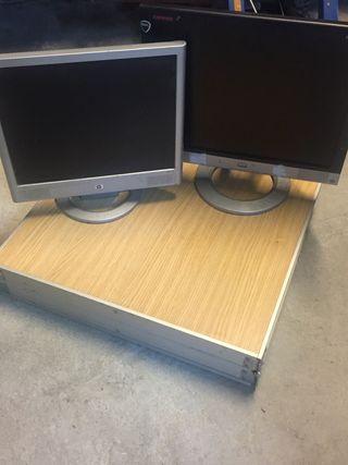 Pantalla ordenador hp y compact