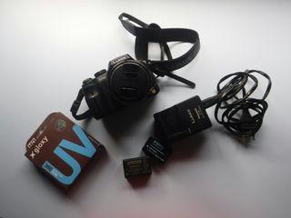 Camara SLR Panasonic Lumix DMC fz45