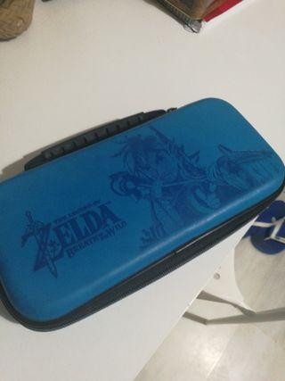 Funda Zelda Nintendo switch