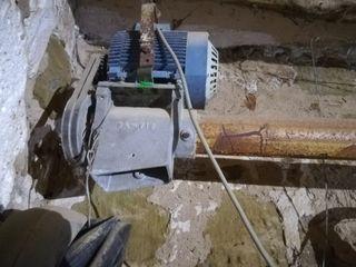 Bisenfin 8m con motor eléctrico