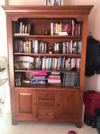 Mueble libreria de segunda mano por 270 en santa cruz de for Boom muebles tenerife