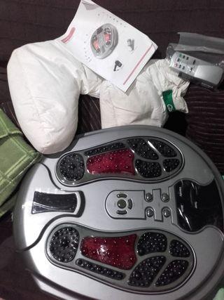 maquina de masaje de pies negociable
