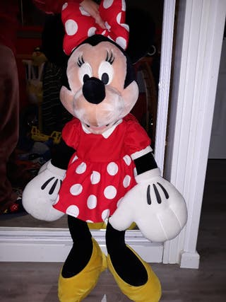 Muñeca Minny Mouse 60cm