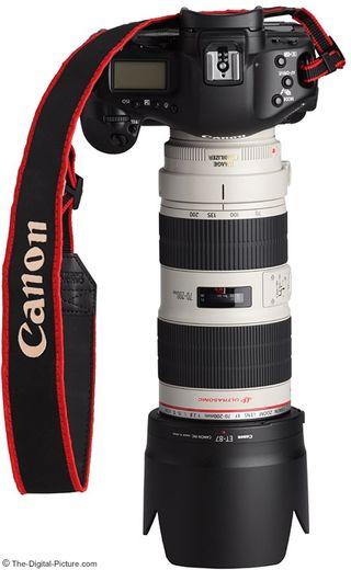 tele objetivo Canon 70_200 2.8L is