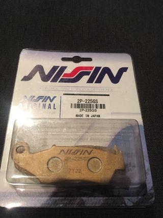 Pastillas Nissin 2P-225GS