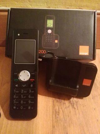 Teléfono Orange Gama200