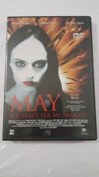 Película May.