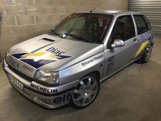 Renault Clio 16v O Williams 1993