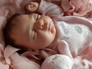 Precioso bebé reborn