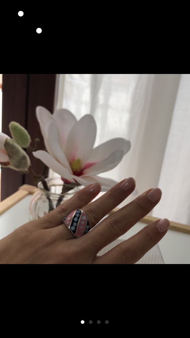 Pack Bolso Misako y anillo plata