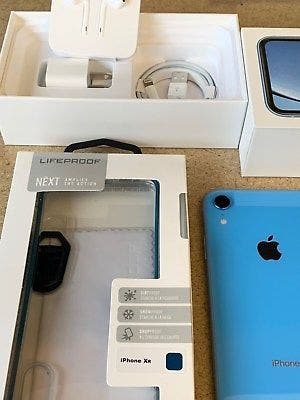 Apple iPhone XR - 64GB - Blue (Verizon) A1984 (CDM