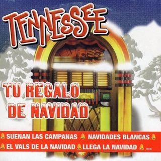 CD MAXI SINGLE TENNESSEE TU REGALO DE NAVIDAD