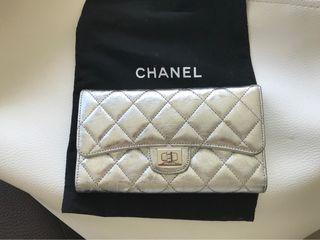 Cartera Chanel 2.55 auténtica