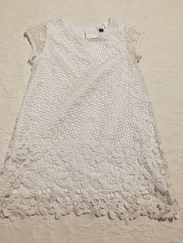 Vestido Niña Crochet De Segunda Mano Por 12 En Tarragona