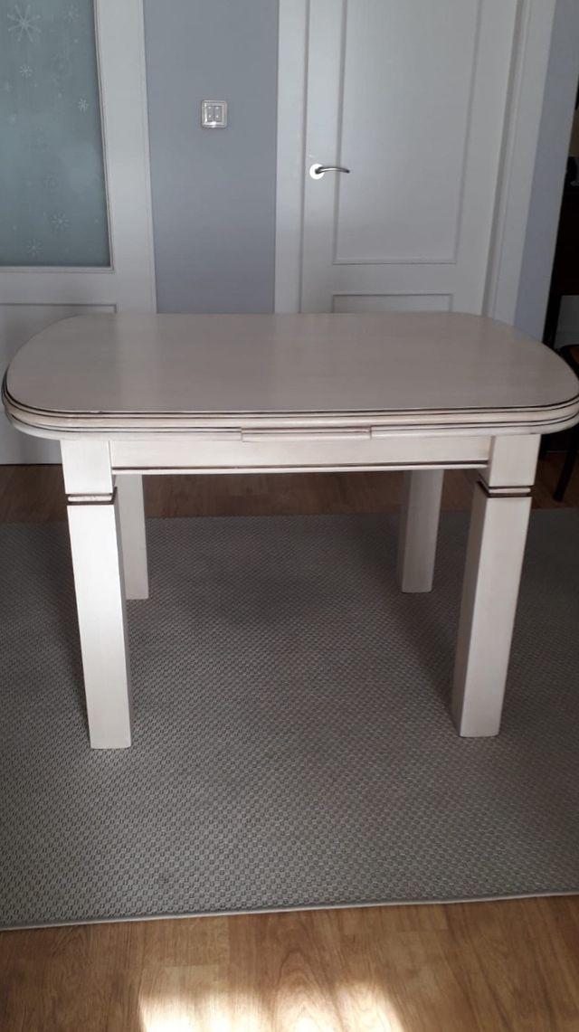 Mesa madera para comedor de segunda mano por 180 € en Granada en ...