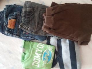 Lote ropa 1-2años