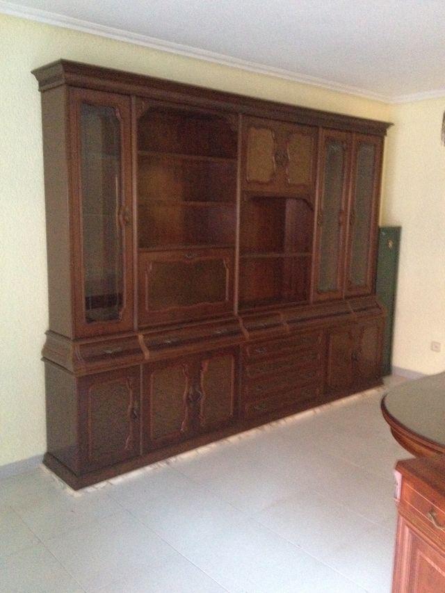 Mueble de comedor antiguo de segunda mano por 350 € en Almería en ...