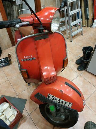 Vespa DN 200
