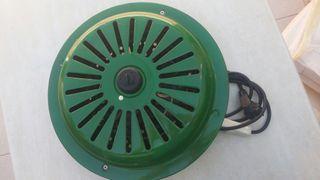estufa calentador eléctrica