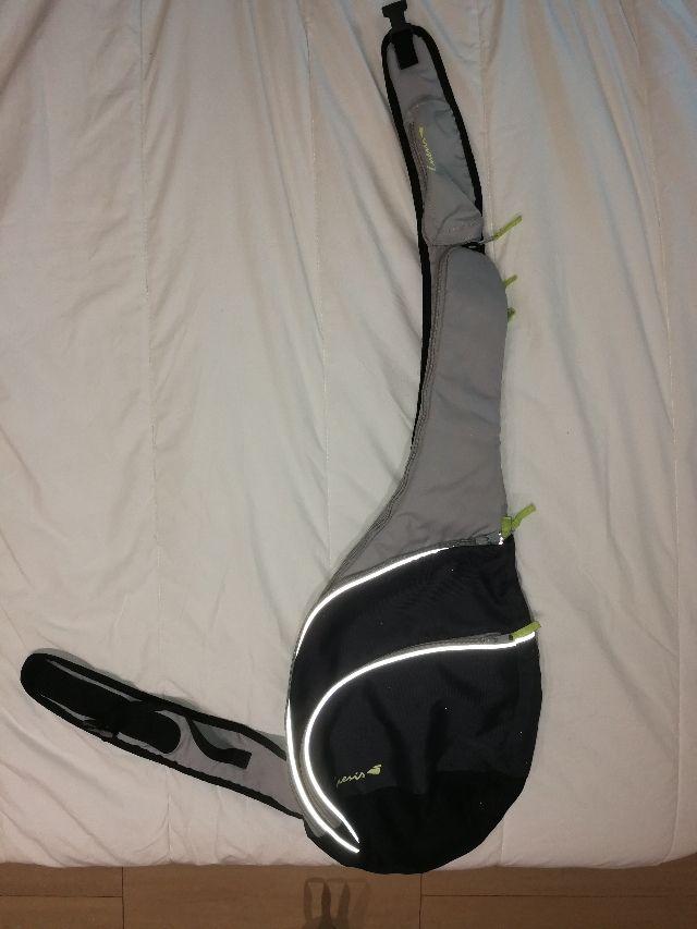 Funda raqueta de tenis