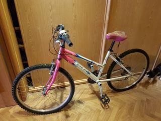 bicicleta Orbea de 24 pulgadas