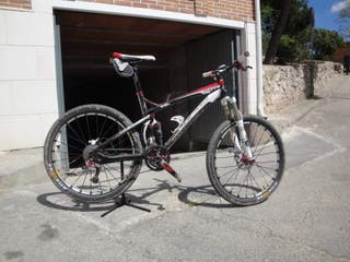 Bicicleta BH Trek Lapierre x-control 710
