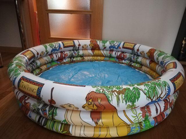piscina del Rey León