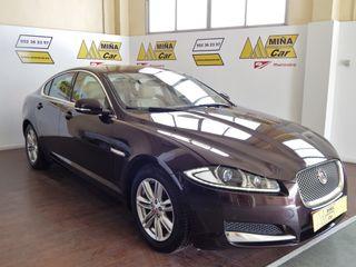 Jaguar XF 2.2 Luxury Automático