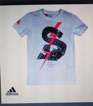 Kids adidas t shirts