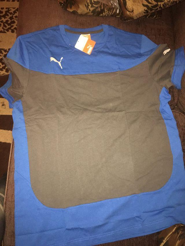 Puma t shirts for men