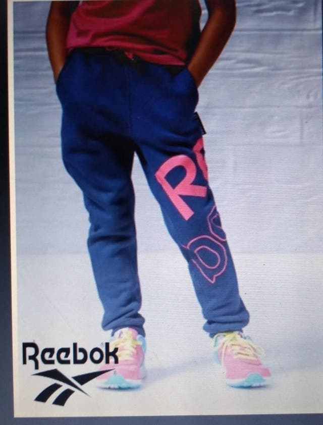 Reebok kids trousers