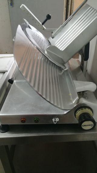 máquina cortadora de embutidos