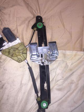 Cableado+elevalunas+modulo confort SEAT LEON II