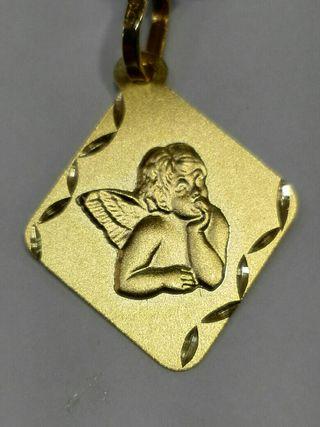 Medalla oro 18k