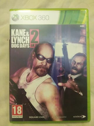 kane and lynch 2 xbox360