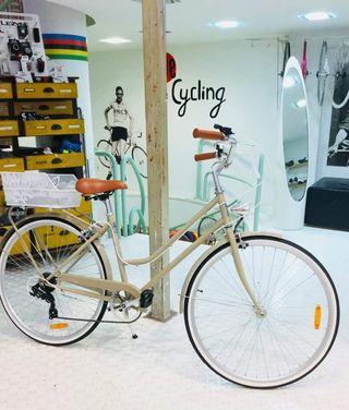 Bicicleta de paseo a ESTRENAR