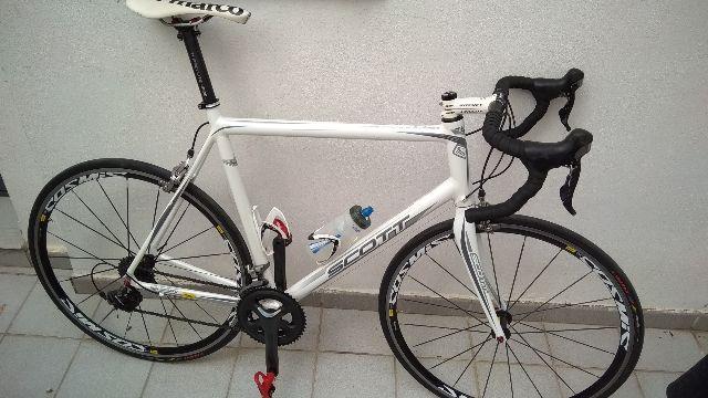 Scott bicicleta carretera