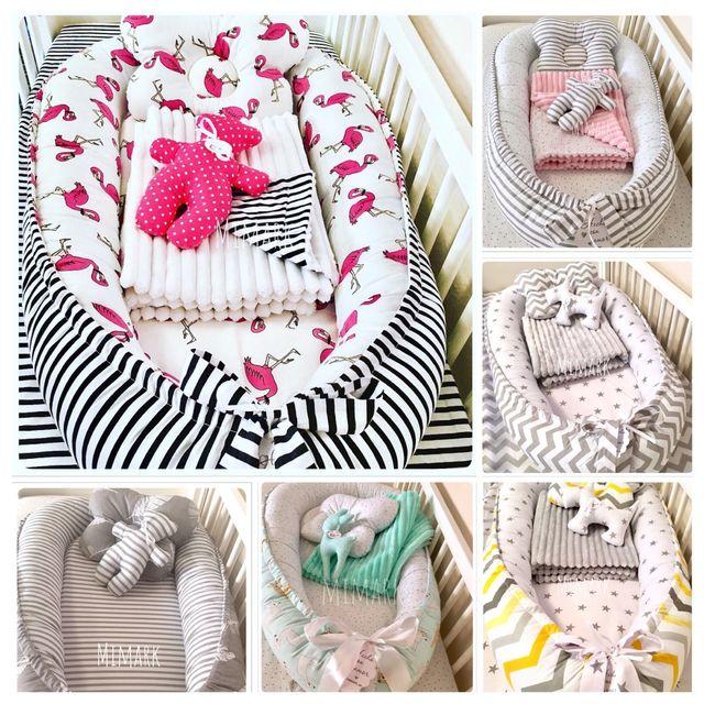 Nidos y accesorios para cuna de bebé