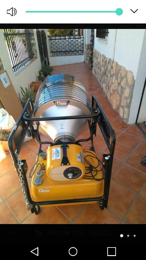 Calefactor gasoil