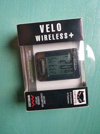 cuenta km bici cayete velo wireless +