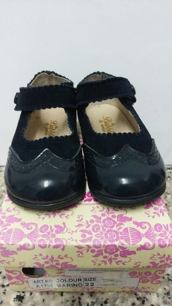 345290624 Zapatos niña numero 22 de segunda mano por 7 € en Caldas de Reis en ...