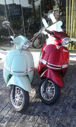 moto scooter electrico