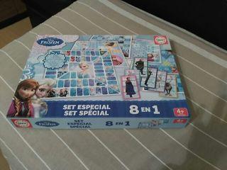 juegos Frozen