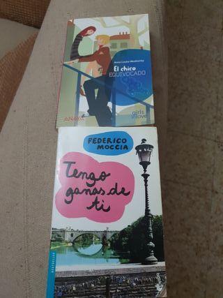 libro novela romantica
