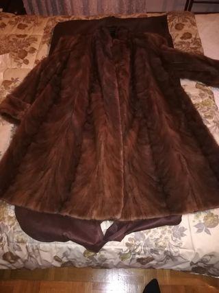 abrigo vison